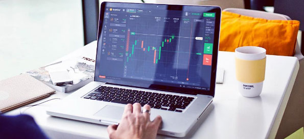 Binary trade options demo