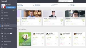 eToro Review – the Pioneer of Online Social Trading